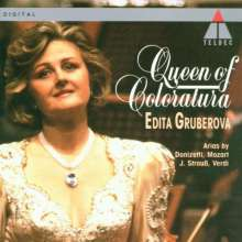 Edita Gruberova - Queen of Coloratura, CD
