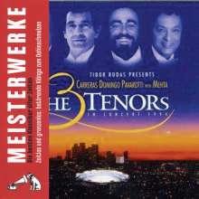 Carreras,Domingo,Pavarotti in LA 17.7.1994, CD