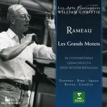 Jean Philippe Rameau (1683-1764): Motetten, CD