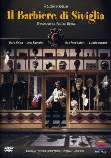 Gioacchino Rossini (1792-1868): Der Barbier von Sevilla, DVD