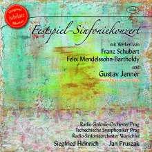 Warsaw Radio Symphony Orchestra - Festspiel Sinfoniekonzert, CD