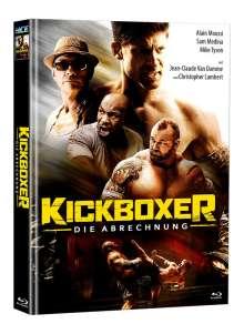 Kickboxer - Die Abrechnung (Blu-ray im Mediabook), Blu-ray Disc