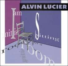 Alvin Lucifer: I Am Sitting In A Room, CD