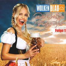Wolkenblau: Die größten Party Hits Folge 1, CD