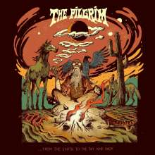The Pilgrim: ...From The Earth To The Sky And Back (Limited Edition) (Splatter Vinyl), LP