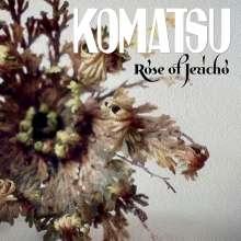 Komatsu: Rose Of Jericho, CD