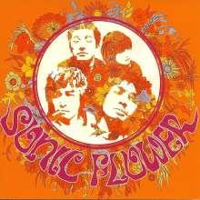 Sonic Flower: Sonic Flower (Limited Edition) (Fuchsia Vinyl), LP