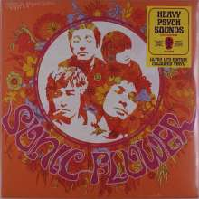 Sonic Flower: Sonic Flower (Limited Edition) (Colored Vinyl), LP