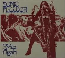 Sonic Flower: Rides Again, CD