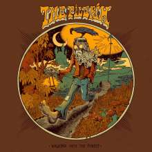 The Pilgrim: Walking Into The Forest (Limited Edition) (Solid Blue Vinyl), LP