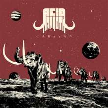 Acid Mammoth: Caravan, CD