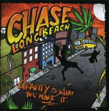 Chase Long Beach: Gravity Is What You Make Of It, CD