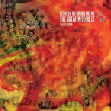 Between The Buried & Me: The Great Misdirect (CD + DVD), 2 CDs