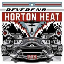 The Reverend Horton Heat: Rev (Limited Edition), LP