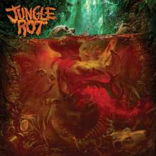 Jungle Rot: Jungle Rot (Limited-Edition) (Solid Yellow Vinyl), LP