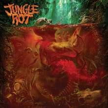 Jungle Rot: Jungle Rot, CD