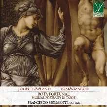Francesco Molmenti - Rota Fortunale, CD