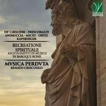 Recreatione Spirituale, CD