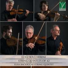 Luigi Boccherini (1743-1805): Streichquintette op.42 Nr.1-4 (G.348-351), CD