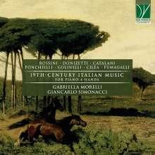 19th Century Italian Music for Piano 4-Hands, CD