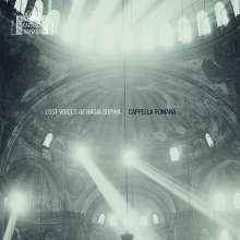 Lost Voices of Hagia Sophia - Medieval Byzantine Chant sung in the virtual Acoustic of Hagia Sophia, 1 CD und 1 Blu-ray Audio