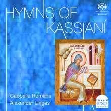 Kassia (810-865): Byzantinische Hymnen, Super Audio CD