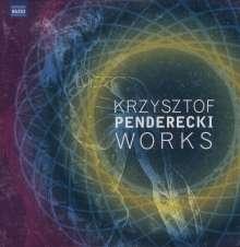 Krzysztof Penderecki (1933-2020): Orchesterwerke (180g), 2 LPs