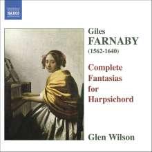 Giles Farnaby (1560-1620): 14 Cembalowerke, CD