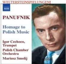 Andrzej Panufnik (1914-1991): Concerto in Modo Antico, CD