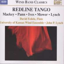 University of Kansas Wind Ensemble - Redline Tango, CD