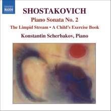 Dmitri Schostakowitsch (1906-1975): Klaviersonate Nr.2, CD