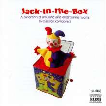 "Naxos-Sampler ""Jack-in-the-Box"", 2 CDs"