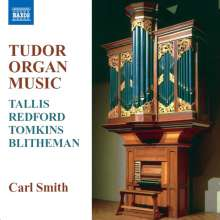 Carl Smith - Tudor Organ Music, CD