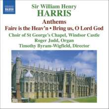 William H. Harris (1883-1973): Anthems, CD
