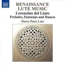 Renaissance Lute Music, CD