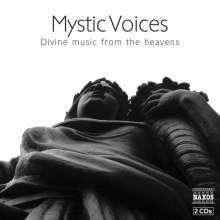 "Naxos-Sampler ""Mystic Voices"", 2 CDs"