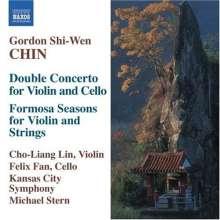 Gordon Shi-Wen Chin (geb. 1957): Konzert für Violine,Cello & Orchester, CD