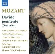 """Wolfgang Amadeus Mozart (1756-1791): Kantate """"Davide Penitente"""" KV 469, CD"""
