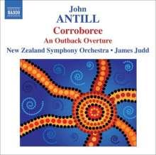 John Antill (1904-1986): Corroboree, CD