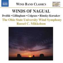 Ohio State University Wind Symphony - Winds of Nagual, CD