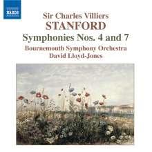 Charles Villiers Stanford (1852-1924): Symphonien Nr.4 & 7, CD