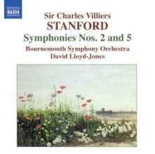 Charles Villiers Stanford (1852-1924): Symphonien Nr.2 & 5, CD