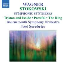 Richard Wagner (1813-1883): Stokowski-Arrangements, CD
