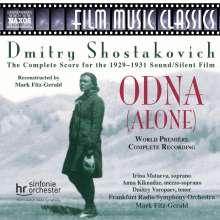 Dmitri Schostakowitsch (1906-1975): Odna (Filmmusik), CD