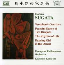 Isotaro Sugata (1907-1952): The Rhytm of Life op.25 (Ballettmusik), CD