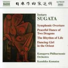 Isotaro Sugata (1907-1952): The Rhytm of Life op.25 (Ballettmusik), CD