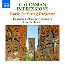 Caucasian Chamber Orchestra - Caucasian Impressions, CD