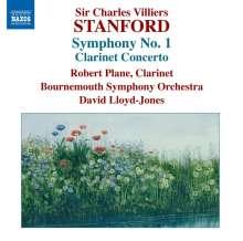 Charles Villiers Stanford (1852-1924): Symphonie Nr.1, CD