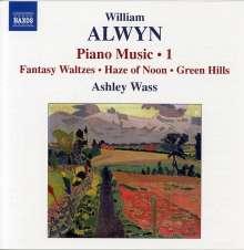 William Alwyn (1905-1985): Klavierwerke Vol.1, CD
