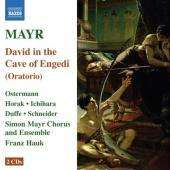 Johann Simon (Giovanni Simone) Mayr (1763-1845): David in spelunca Engaddi (Oratorium), 2 CDs